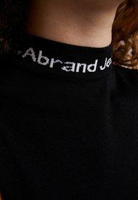 Abrand Jeans - JOSEPHINE SKRIVER LELU TANK - Top - black - 5