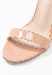 Glamorous - Sandaler med høye hæler - beige - 2