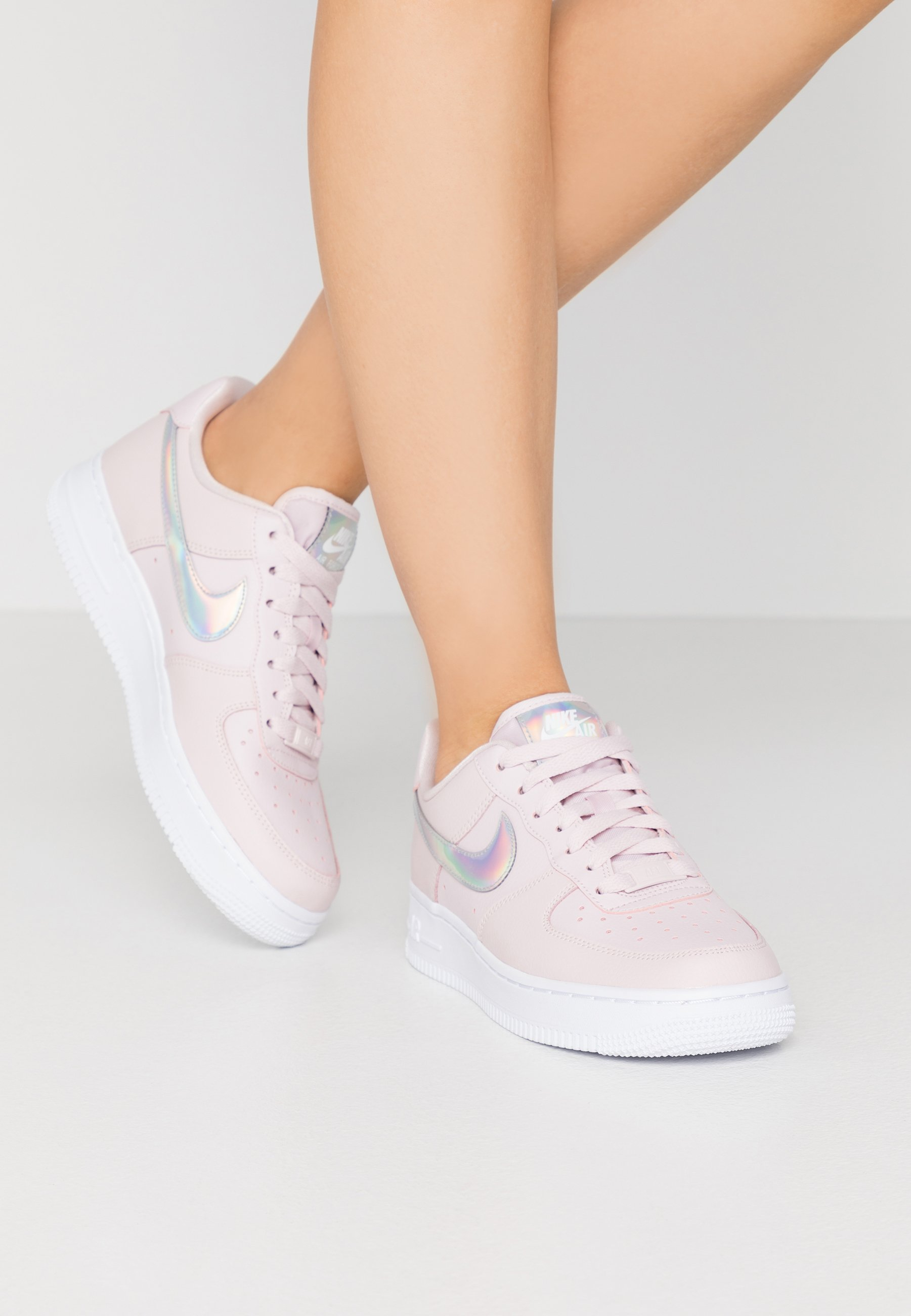 basket fille air force 1 rose