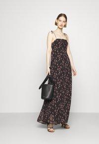 Bruuns Bazaar - ALCEA ALLY DRESS - Maxi dress - black - 1