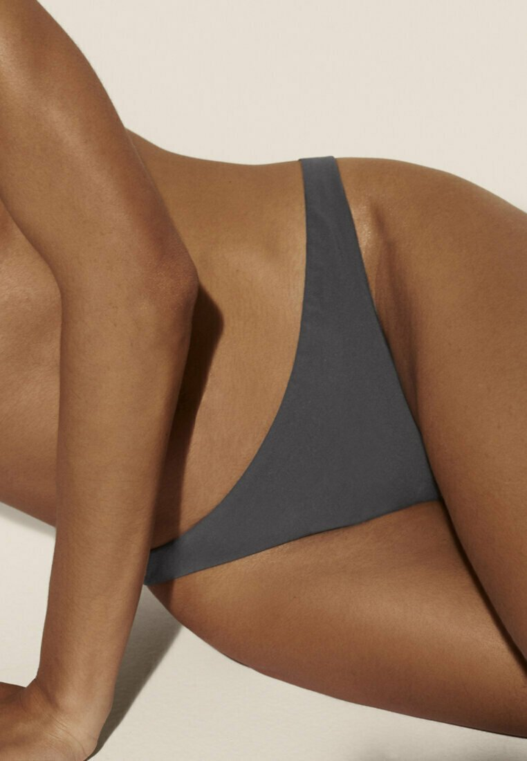 Massimo Dutti - Bikini bottoms - dark blue