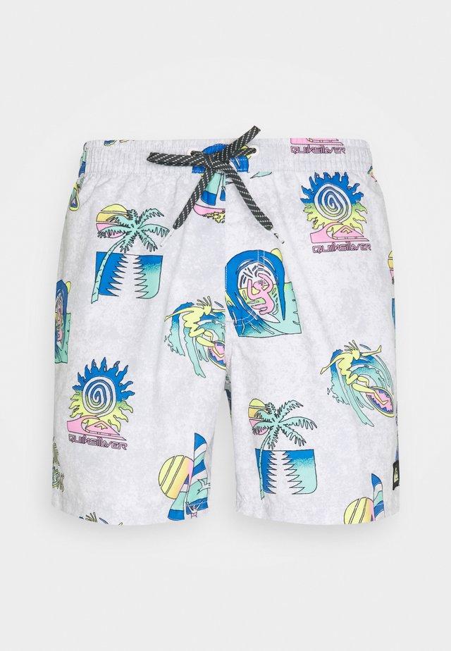 ISLAND - Shorts da mare - snow white