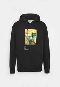 Nominal - SCREAM HOOD - Hoodie - black - 0