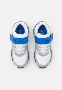 Kappa - UNISEX - Sports shoes - white/blue - 3