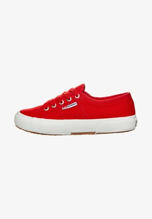 Trainers - rouge / blanc