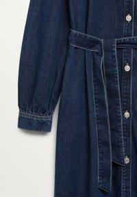 Mango - AVENIR-A - Denim dress - dunkelblau - 7