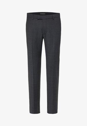 PIET_SK - Suit trousers - blue