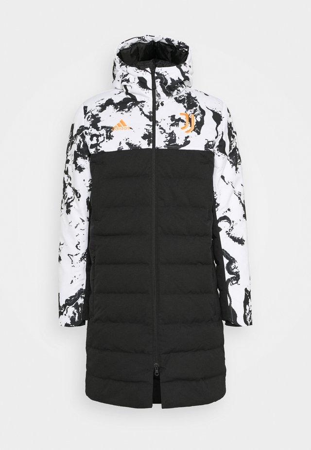 JUVE - Squadra - black/white/signal orange