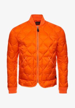 LINER - Bomber Jacket - burnt orange