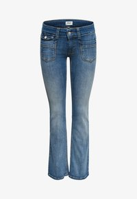 ONLY - Bootcut jeans - dark blue - 4