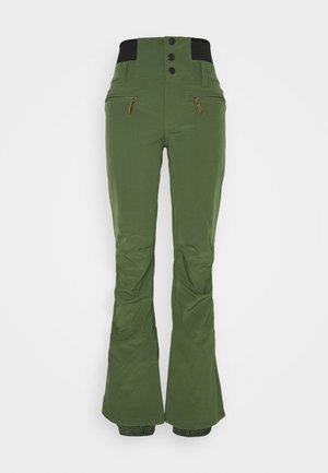 RISING HIGH - Pantalón de nieve - bronze green