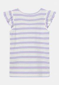 Cotton On - KAIA 3 PACK - Print T-shirt - musk melon/vanilla/pale violet - 1