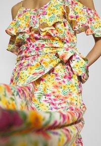 NAF NAF - COSTA - Denní šaty - costa ecru - 5