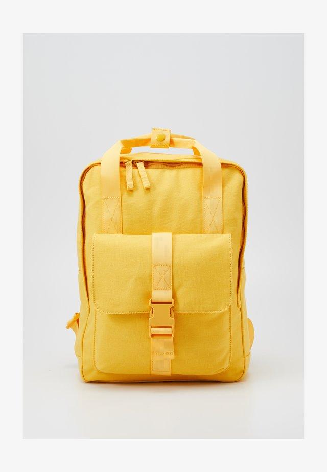 UNISEX - Reppu - yellow