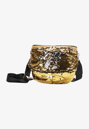 Bum bag - gold silber