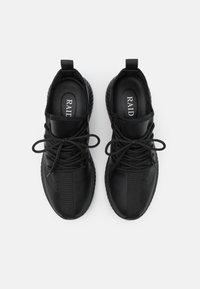 RAID - TOMAS - Sneakersy niskie - black - 3