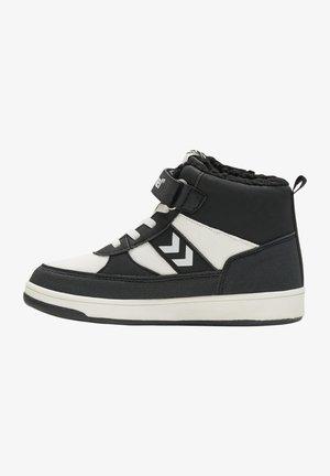 ZAP HIGH JR - Sneakers hoog - black
