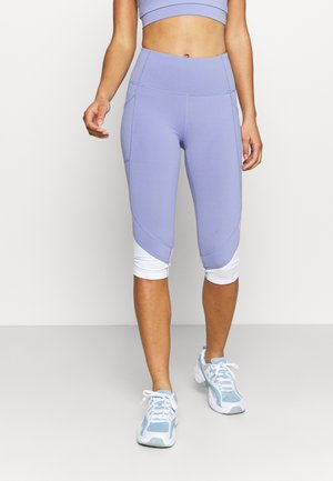 ALL ROUNDER CAPRI - Leggings - periwinkle
