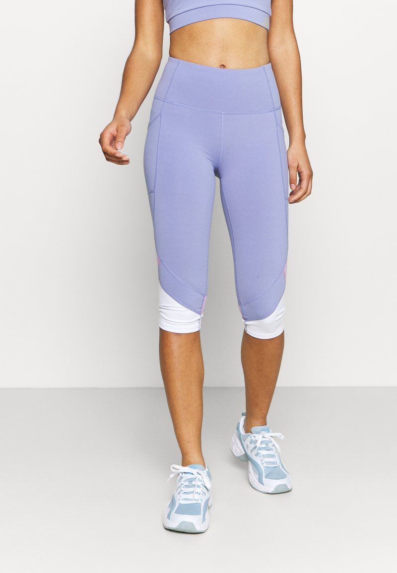 Cotton On Body - ALL ROUNDER CAPRI - Punčochy - periwinkle
