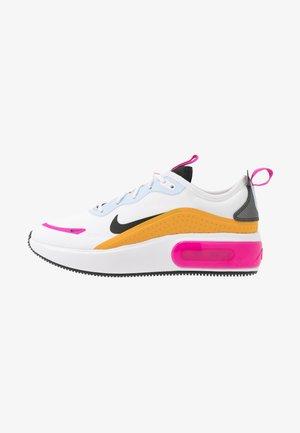 Trainers - white/black/pollen rise/hydrogen blue/fire pink