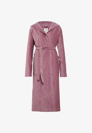 BASIC VELOURS - Dressing gown - rose