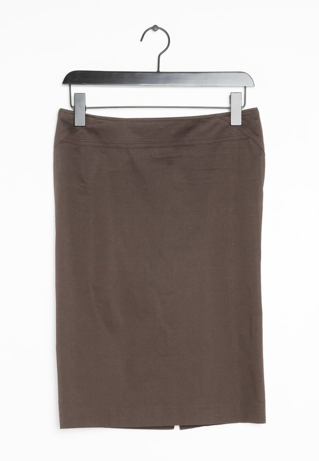 Kokerrok - brown