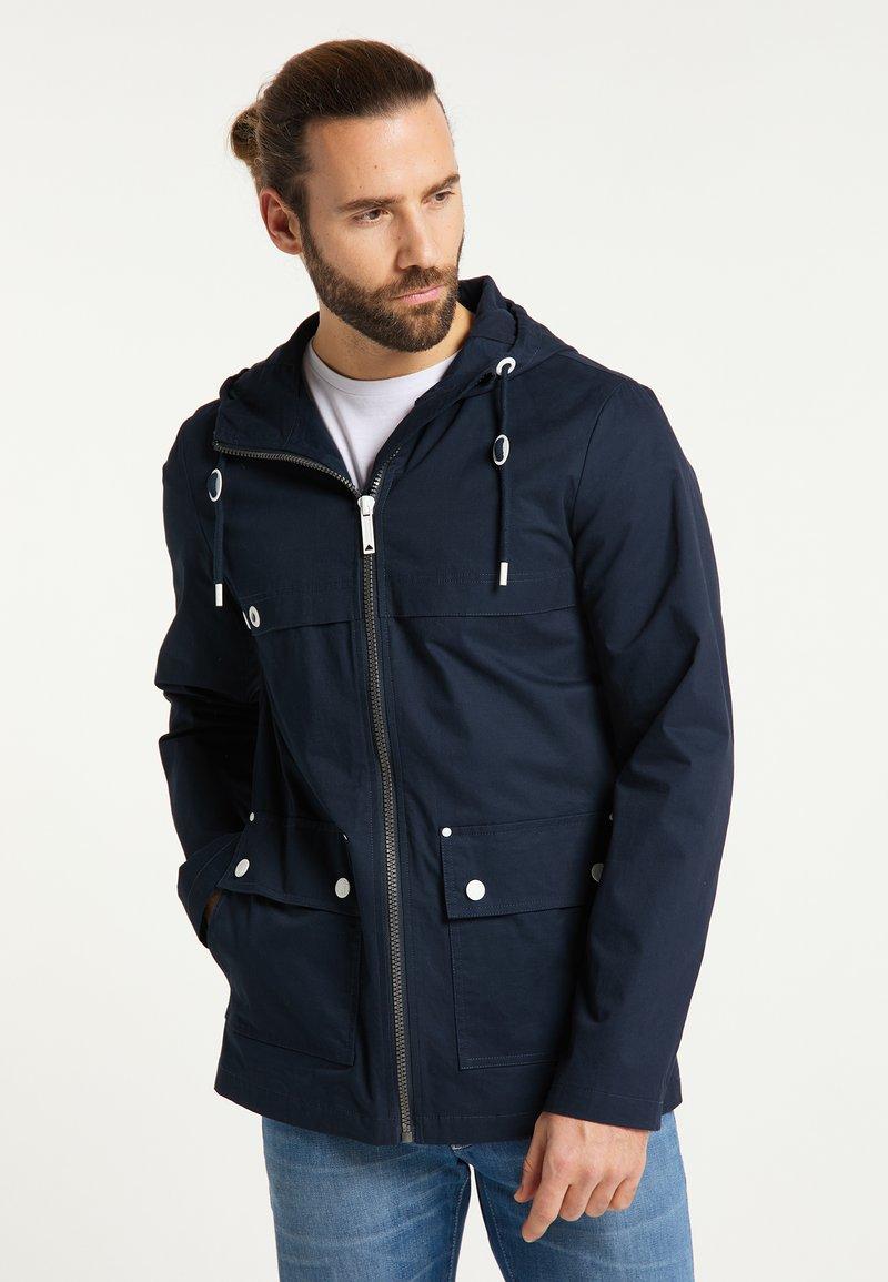 DreiMaster - Summer jacket - nachtblau