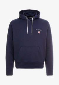 GANT - MEDIUM SHIELD HOODIE - Hoodie - evening blue - 3