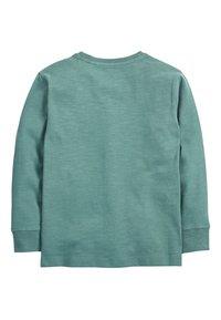 Next - Long sleeved top - green - 1