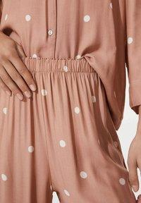 OYSHO - Pyjama bottoms - light pink - 3