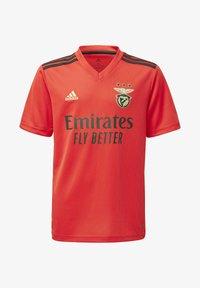 adidas Performance - BENFICA LISBOA HOME JERSEY - Fanartikel - red - 0