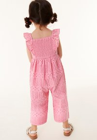Next - Overal - pink - 1