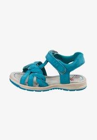Pio - Walking sandals - turquoise - 0