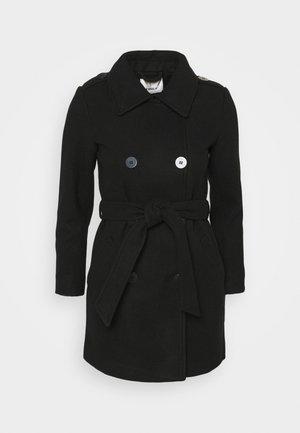 ONLSANSA COAT - Classic coat - black