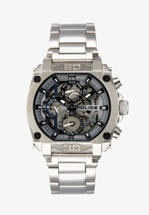 NORWOOD - Chronograph watch - silver