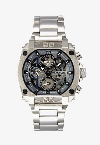 NORWOOD - Zegarek chronograficzny - silver