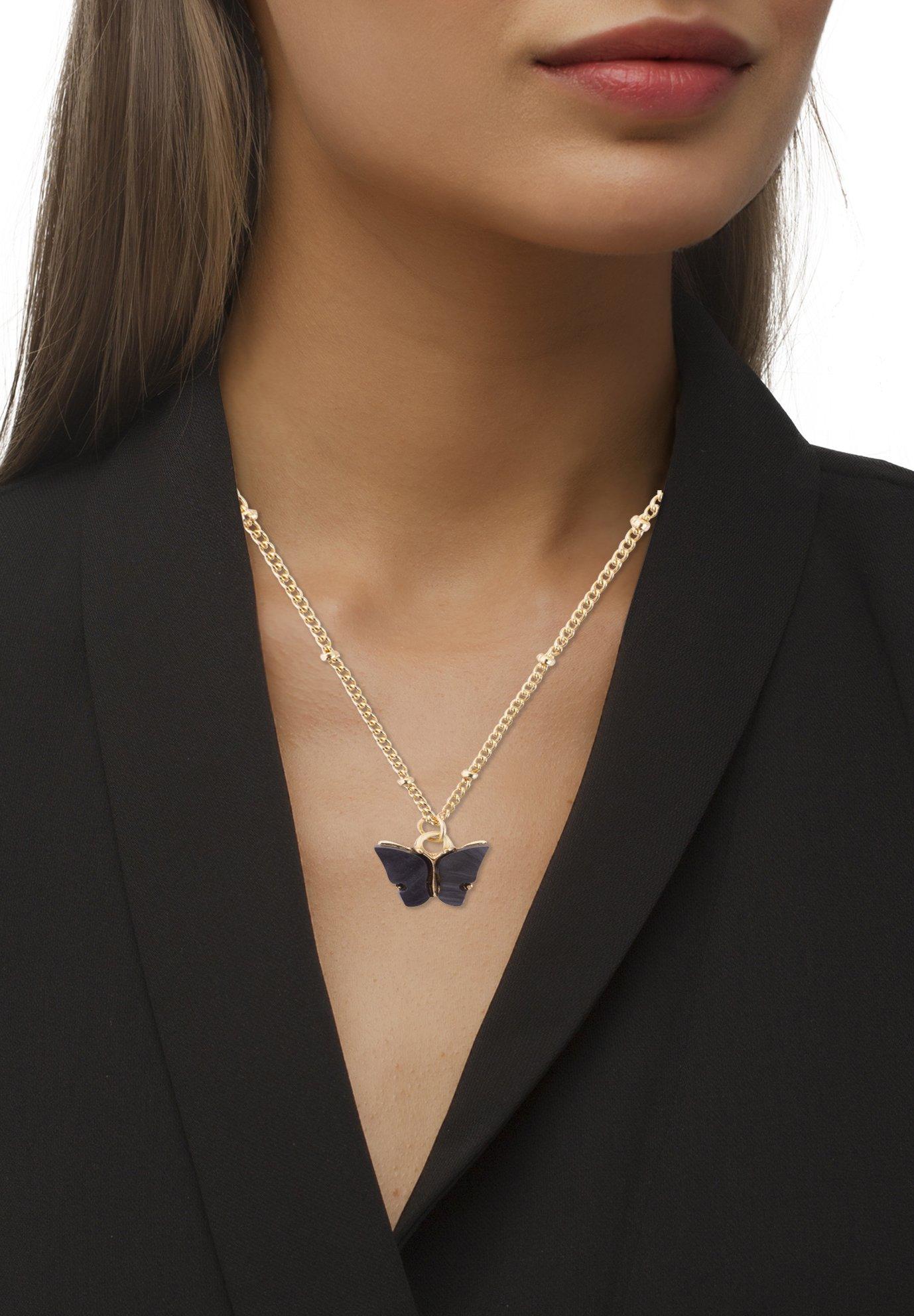 Damen MIT ANHÄNGER PAPILIO  - Halskette