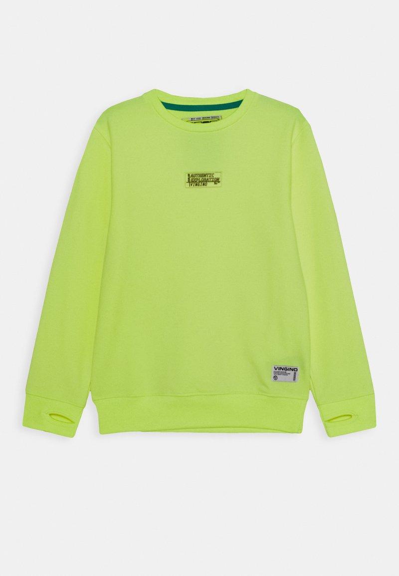Vingino - Sweater - neon yellow