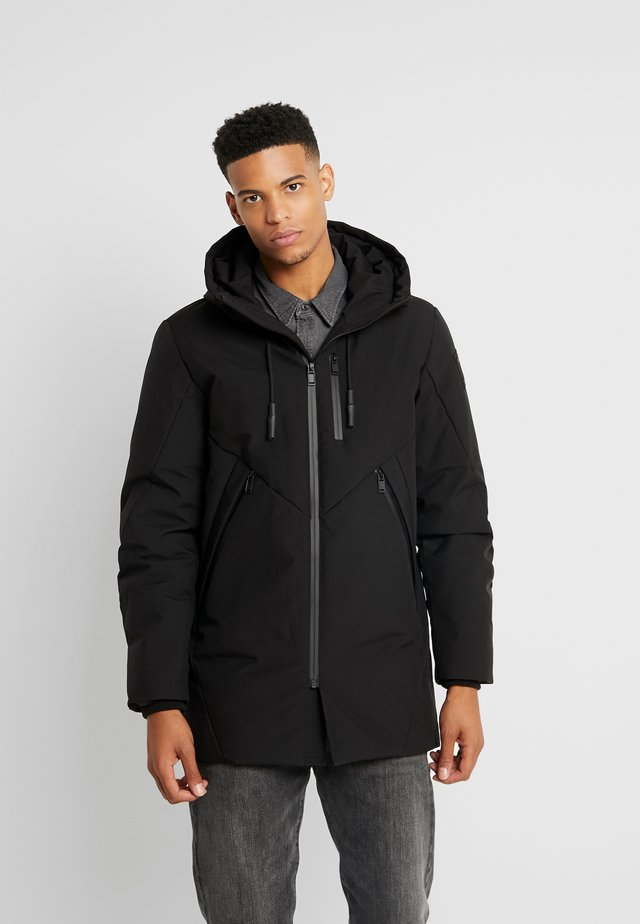 MASON LONG JACKET - Parka - black