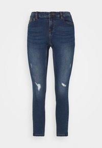 Noisy May - NMEVE BREAK  - Jeans Skinny Fit - medium blue denim - 3