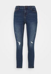 NMEVE BREAK  - Jeans Skinny Fit - medium blue denim