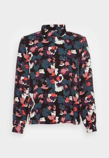 JDYBROOKE SHIRT - Camicia - black/multicolor