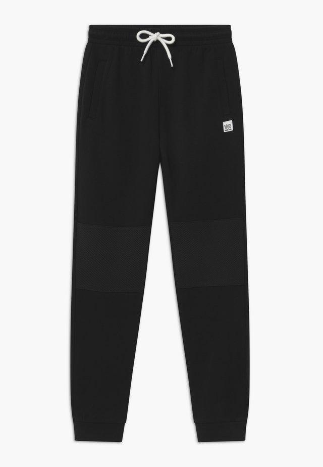 TEENS BASIC - Pantalones deportivos - black