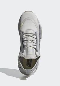 adidas Originals - NMD_R1 SPECTOO UNISEX - Sneakersy niskie - grey one/grey three/yellow tint - 1