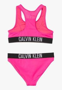 Calvin Klein Swimwear - BRALETTE INTENSE POWER SET - Bikinier - pink - 1