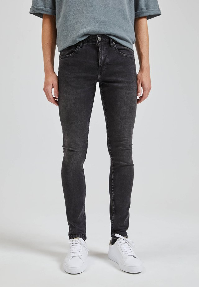 JEANS SUPPERSKINNY FIT - Jeans Skinny - dark grey