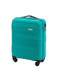 Wittchen - VIP COLLECTION - Wheeled suitcase - turquoise - 2