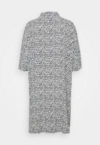 Zign - Shirt dress - white/black - 8