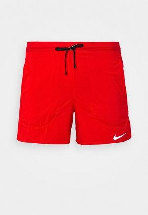STRIDE  - Pantalón corto de deporte - chile red/reflective silver
