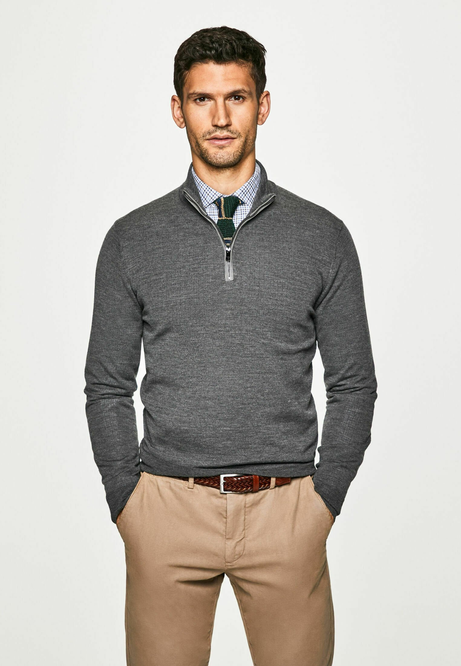 Homme MERINO - Sweatshirt
